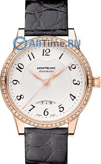 Женские наручные швейцарские часы в коллекции Boheme Montblanc