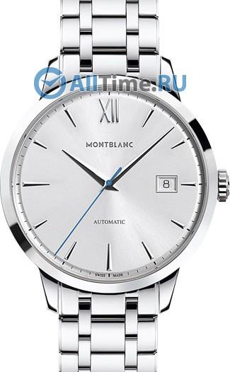 Мужские наручные швейцарские часы в коллекции Meisterstuck Montblanc