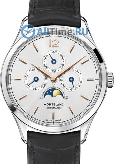 Мужские наручные швейцарские часы в коллекции Heritage Chronometrie Montblanc