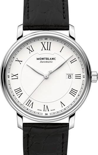 Мужские наручные швейцарские часы в коллекции Tradition Montblanc