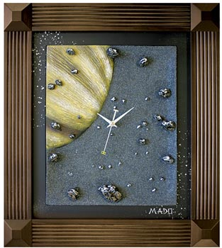 Настенные часы  Mado MD-390. Коллекция Настенные часы