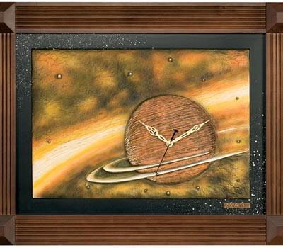 Настенные часы  Mado MD-525. Коллекция Настенные часы