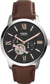 fashion наручные  мужские часы Fossil ME3061. Коллекция Townsman