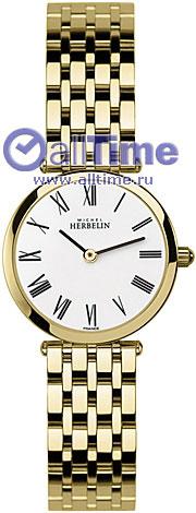 Женские наручные швейцарские часы в коллекции Classic Michel Herbelin