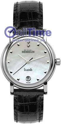 Мужские наручные швейцарские часы в коллекции Classic Michel Herbelin
