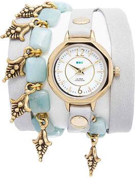 fashion наручные  женские часы La Mer MILANACAP3401. Коллекция С цепочками и подвесками