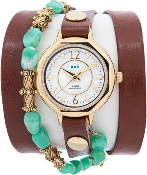 fashion наручные  женские часы La Mer MILANACAP3405. Коллекция С цепочками и подвесками