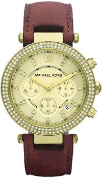 fashion наручные  женские часы Michael Kors MK2249. Коллекция Parker