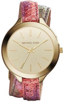 fashion наручные  женские часы Michael Kors MK2390. Коллекция Runway