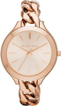 fashion наручные  женские часы Michael Kors MK3223. Коллекция Runway