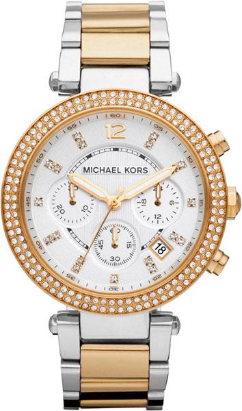 Женские наручные fashion часы в коллекции Ladies Chronos Michael Kors - Sale