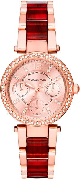 Женские наручные fashion часы в коллекции Mixed Materials Michael Kors
