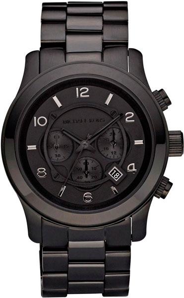 Мужские наручные fashion часы в коллекции Mens Chronos Michael Kors
