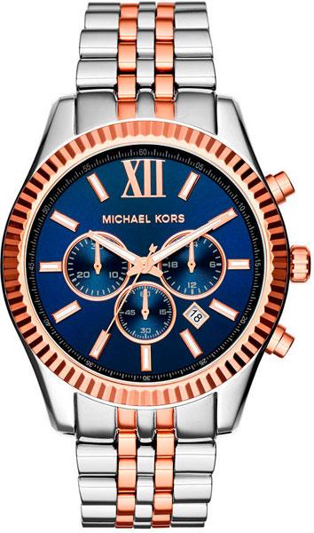 Мужские наручные fashion часы в коллекции Lexington Michael Kors