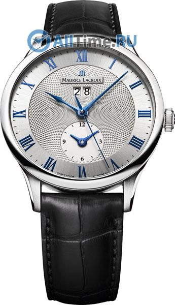 Мужские наручные швейцарские часы в коллекции Masterpiece Maurice Lacroix