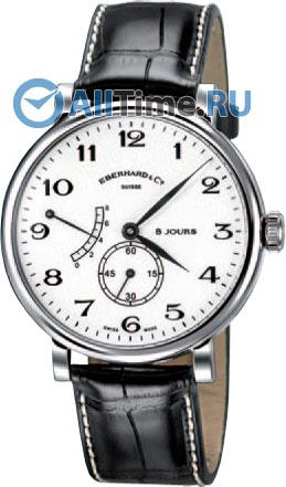 Мужские наручные швейцарские часы в коллекции 8 Jours Eberhard