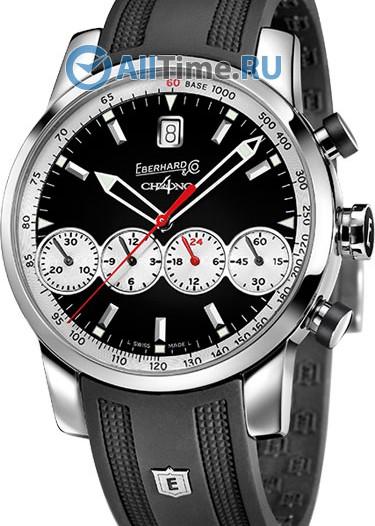 Мужские наручные швейцарские часы в коллекции Chrono 4 Eberhard