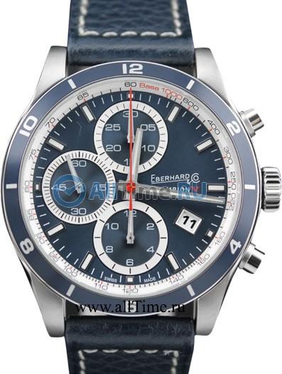 Мужские наручные швейцарские часы в коллекции Champion V Eberhard