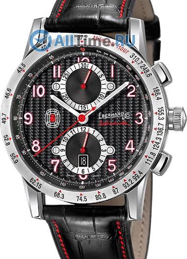 Мужские наручные швейцарские часы в коллекции Tazio Nuvolari Eberhard