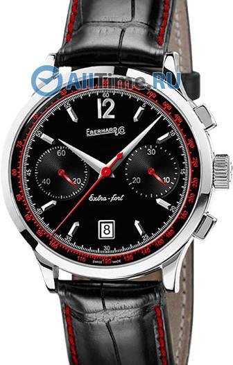 Мужские наручные швейцарские часы в коллекции Extra Fort Eberhard