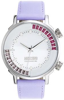 fashion наручные  женские часы Moschino MW0282. Коллекция Ladies