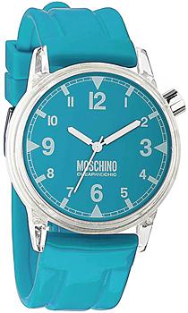 fashion наручные  женские часы Moschino MW0303. Коллекция Ladies