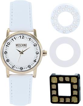 fashion наручные  женские часы Moschino MW0362. Коллекция Ladies
