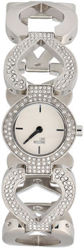 fashion наручные  женские часы Moschino MW0431. Коллекция I love Moschino