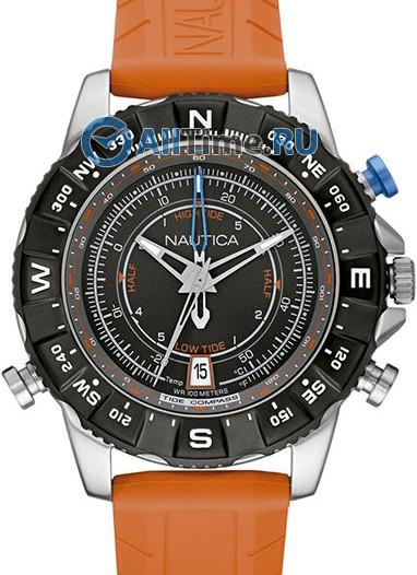 Мужские наручные часы в коллекции Multifunction Nautica