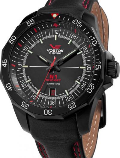 Мужские российские часы в коллекции Rocket №1 Vostok Europe