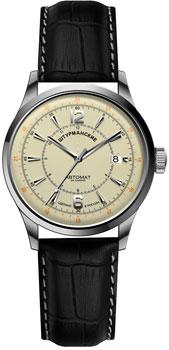 Российские наручные  мужские часы Sturmanskie NH35-1811840. Коллекция Стрела