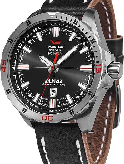 Мужские российские часы в коллекции Almaz Vostok Europe