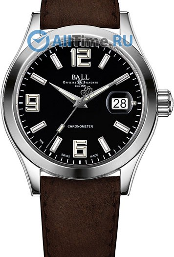Мужские наручные швейцарские часы в коллекции Engineer II BALL
