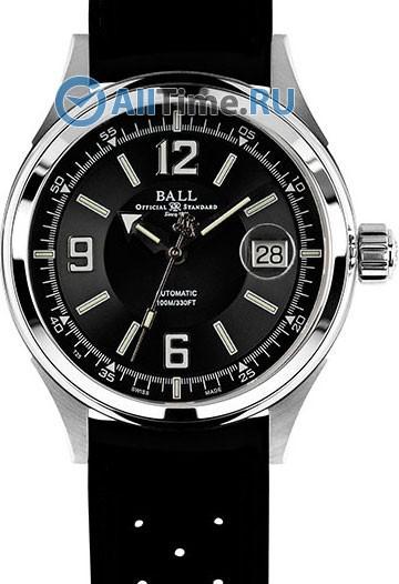 Мужские наручные швейцарские часы в коллекции Fireman BALL