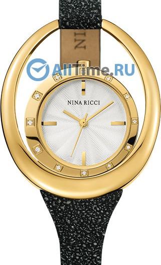Женские наручные fashion часы в коллекции N030 Nina Ricci