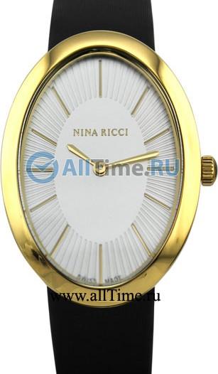 Женские наручные fashion часы в коллекции N037 Nina Ricci