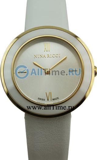 Женские наручные fashion часы в коллекции N064 Nina Ricci