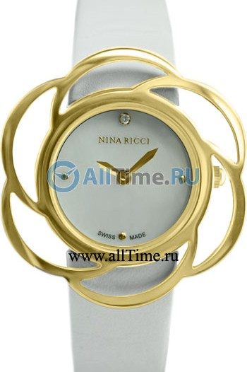 Женские наручные fashion часы в коллекции N073 Nina Ricci