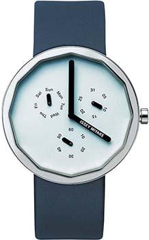 Японские наручные  мужские часы Issey Miyake NY0P051Y. Коллекция Twelve