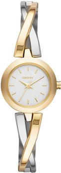fashion наручные  женские часы DKNY NY2171. Коллекция Crosswalk