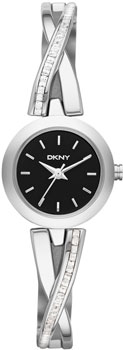 fashion наручные  женские часы DKNY NY2174. Коллекция Crosswalk