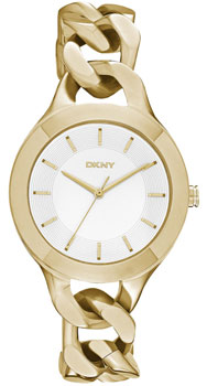 fashion наручные  женские часы DKNY NY2217. Коллекция Chambers