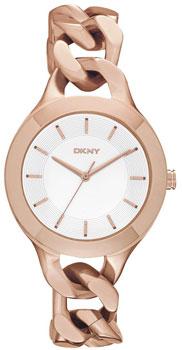 fashion наручные  женские часы DKNY NY2218. Коллекция Chambers
