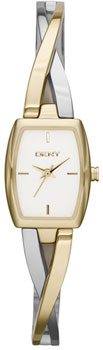 fashion наручные  женские часы DKNY NY2235. Коллекция Crosswalk