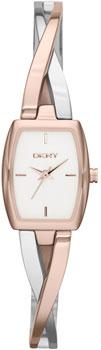 fashion наручные  женские часы DKNY NY2236. Коллекция Crosswalk