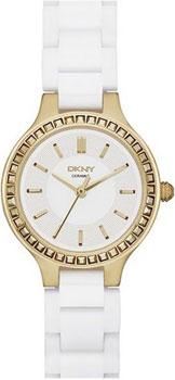 fashion наручные  женские часы DKNY NY2250. Коллекция Chambers
