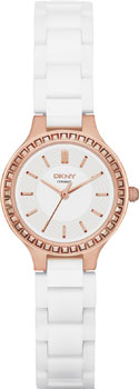 fashion наручные  женские часы DKNY NY2251. Коллекция Chambers