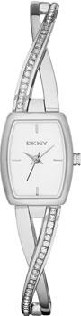 fashion наручные  женские часы DKNY NY2252. Коллекция Crosswalk