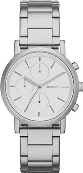 fashion наручные  женские часы DKNY NY2273. Коллекция Soho