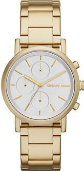 fashion наручные  женские часы DKNY NY2274. Коллекция Soho